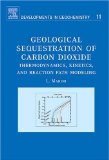 Geological Sequestration of Carbon Dioxide
