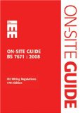 IEE On-site Guide